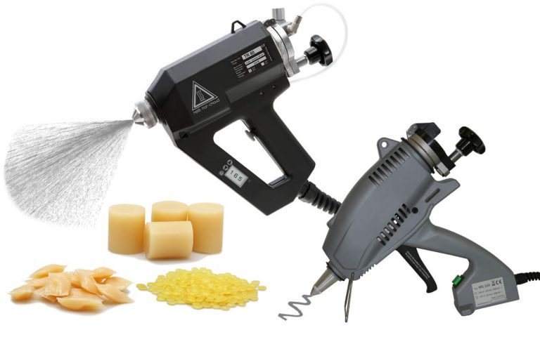 Reka Glue Guns for Packaging