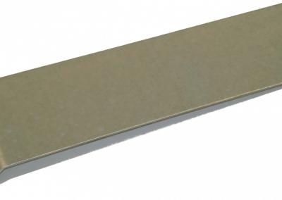 Metallablageplatte für Klebepistolen mit Magnetfuß: MS 200 und TR 500