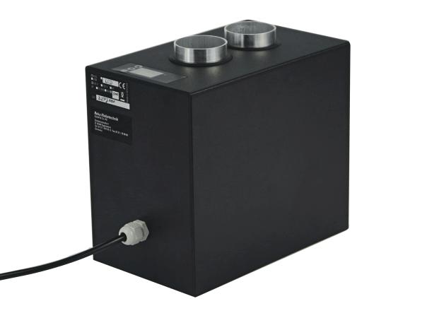 Kartuschenvorwärmgerät KVG LCD mit elektronischer Steuerung von 50-160 °C