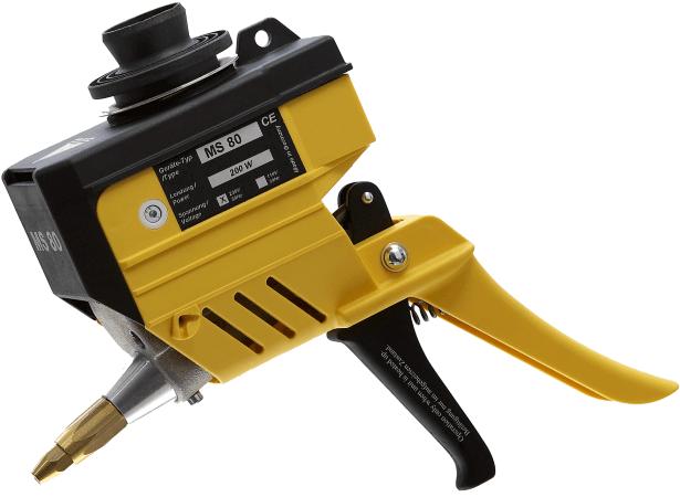 Bulk glue gun MS 80