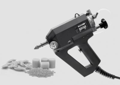 Heißklebepistole TR 50.4 für industrielle Anwendungen