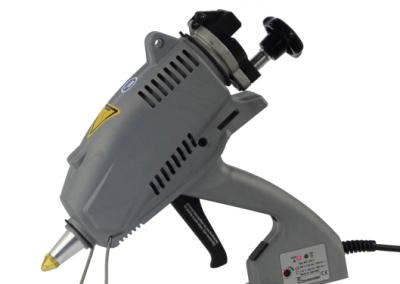 Tankklebepistole MS 200.E für empfindliche Klebstoffe und raue Arbeitsumgebungen