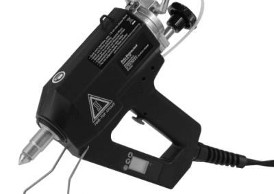 Pneumatische Tankklebepistole TR 50.5 für Betonwerke und Gießereien